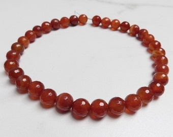 Carnelian Agate beads
