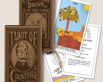 Tarot of Cocktails - Deck of Recipe Cards