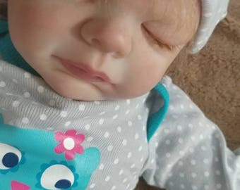 Reborn Baby girl April ready to be adopted