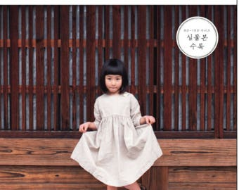 I want to make Dress for Girl Japanese Craft Book