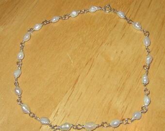 Freshwater Pearl Bracelet for Girls