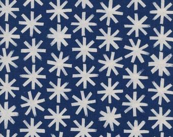 Cotton + Steel S.S. Bluebird - plink plink - natural - fat quarter
