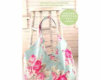 Grand Revival PRACTICAL BAG Sewing Pattern