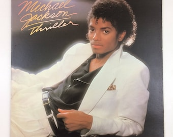 Michael Jackson Thriller LP [1982]