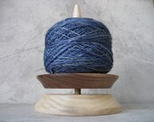 Knit Spinner (2 Wood) Aspen and Walnut    Free Shipping