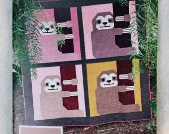Sleepy Sloth - By Elizabeth Hartman - 10.80 Dollars