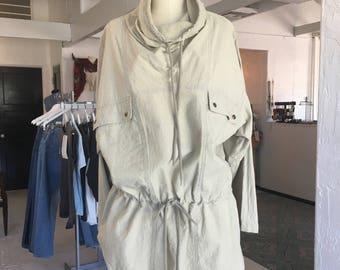 1980's Gloria Vanderbilt Top/Jacket - Sz L