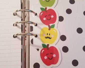 Smirkles by Picks & Stones Designs/ Planner accessories/ Laminated Bookmark