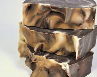 Vanilla Soap - Vanilla Bean Noel Soap - Cold Process Soap - Handmade Soap - Vegan Soap - Shea Butter Soap