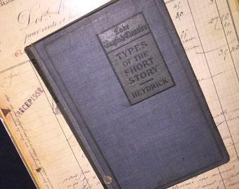 Lake English Classics Type of the Short Story