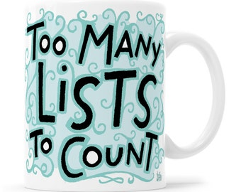 Coworker Gift Boss Lady Mug To Do List Day Planner Organizational Tool Daily Reminder Reminder Binder Organization Gift Productivity Mug