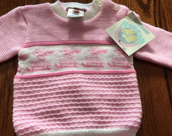 1980s Baby Outfit NWT 0/6 Months