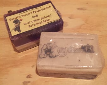 Galactic Purple's Botanical Soap