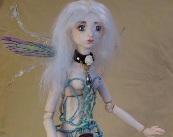 Fairy Doll BJD Steampunk OOAK Sarah Pierzchala