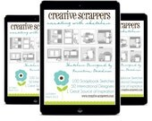 Creating With Sketches V1 - eBook