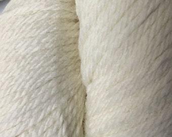 Natural Cascade 220 Yarn 100 grams 220 yards 100% Peruvian Highland Wool color 8010