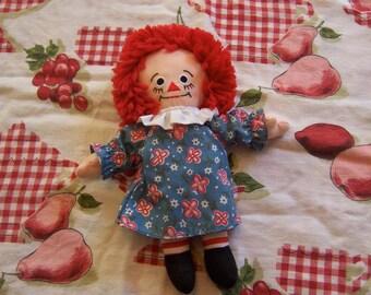applause raggedy ann doll
