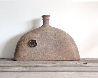 Large Handmade Stuido Pottery Vase
