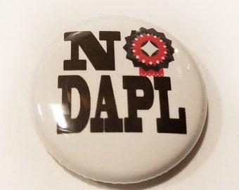 No DAPL 1 inch Button