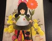 """Hallmark Party Centerpiece """"Little Alice Anne"""""""