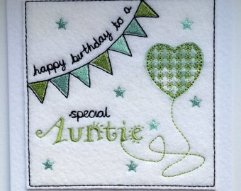 Happy Birthday to a Special ......... Card
