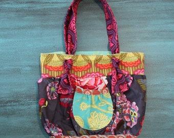 Matilda Jane Inspired Girls Mini Knot Hobo Bag - Tween Birthday Gift - Boho Girl
