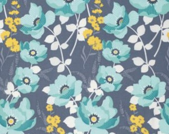 Monarch in Mint - Atrium - Joel Dewberry - 1 YARD Fabric