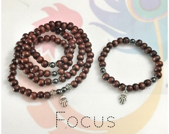 DIY - Make Your Own Mala Beads Kit - FOCUS