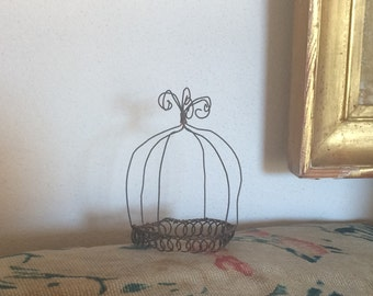 Handmade Petit Couronne, Wire Crown, France, SALE, Get 25% OFF, Use coupon code 25percentoffwow at checkout!