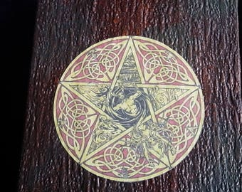 PAGAN HORNED GOD Journal