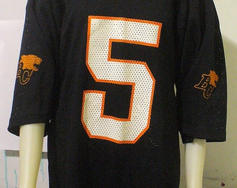 Authentic BC Lions Football Jersey
