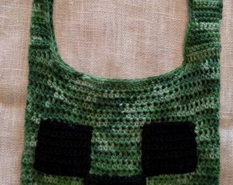 Minecraft Creeper Bag