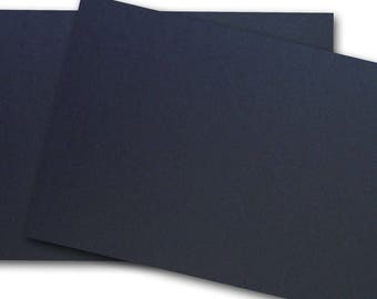 Classic Crest Heavy Black 130lb card stock - 25 pack