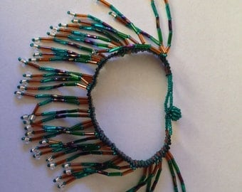 beaded vintage bracelet