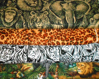 SCRUB TOPS, *JuNGLE PrINTS #2*, Your Choice (Please Read Body of Listing)