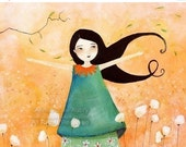 20% OFF - Special Offer - Princesse Mandarine - open edition print