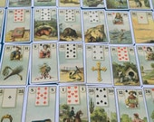 Leaping Through the Lenormand - Lenormand Card Reading
