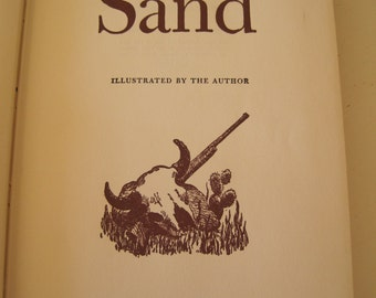 Sand by Will James Hardcover 1929 Western Literature