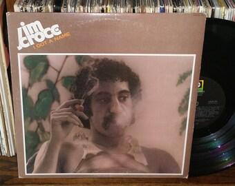 Jim Croce I Got A Name Vintage Vinyl Record