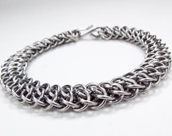 Chainmaille Bracelet - GSG Pattern