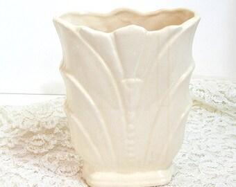 Art Deco Pottery Vase