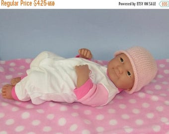 50% OFF SALE Instant Digital File pdf download knitting pattern - Just for Preemies Premature Baby Very Easy 4Ply Beanie pdf knitting patter