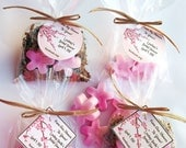 Custom Listing-Cherry Blossom Bridal Shower Favors Washington DC Wedding Favors Cherry Blossom Baby Shower Favors