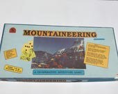 Vintage Mountaineering Board Game 1994