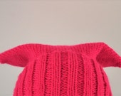 Support Planned Parenthood Pink Pussy Hat Women's March Washable