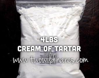 4 LB Cream of Tartar