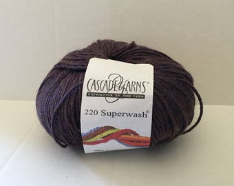 Cascade Yarns 220 Superwash - Rainier Heather Color #1968
