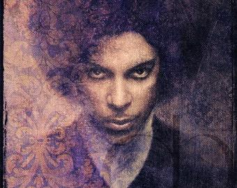 Prince - Limited Edition Giclee Print 16 x 20