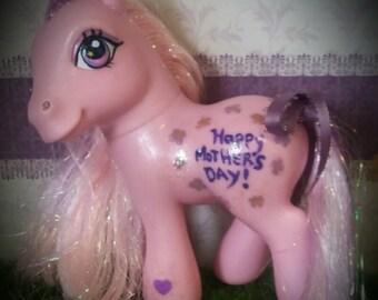 Custom My Little Pony - Happy Mother's Day!