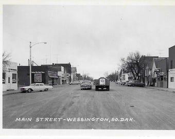 WESSINGTON SOUTH DAKOTA 1961 Main Street